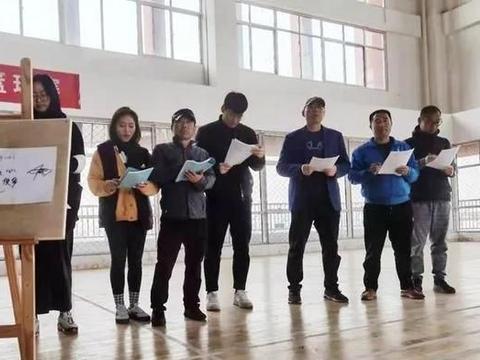 """枣庄市峄城区荀子学校教务处就全面开展青年教师""""磨课""""活动"""