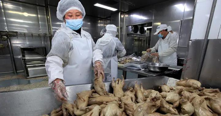 南京盐水鸭进入首批100个双方互认的地理标志保护名录