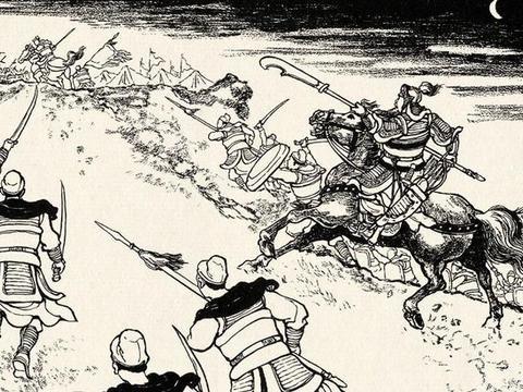 夏侯渊被黄忠秒杀,如果换成他大哥夏侯惇,还会被秒杀吗