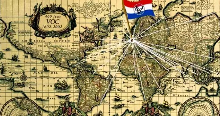 历史上的今天1602年3月20日 荷兰东印度公司成立
