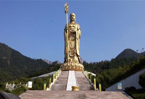 """地藏菩萨为何与孝道有关?他的道场为何只有""""一袈裟""""那么大?"""