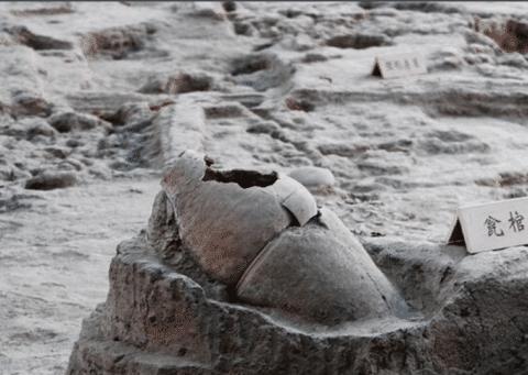 早在六千多年前我国已经出现木棺的雏形,东西方棺材形状几乎一致