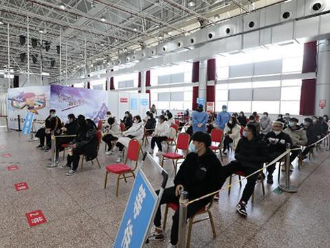 北京邮电大学世纪学院启动学生新冠疫苗集中接种工作