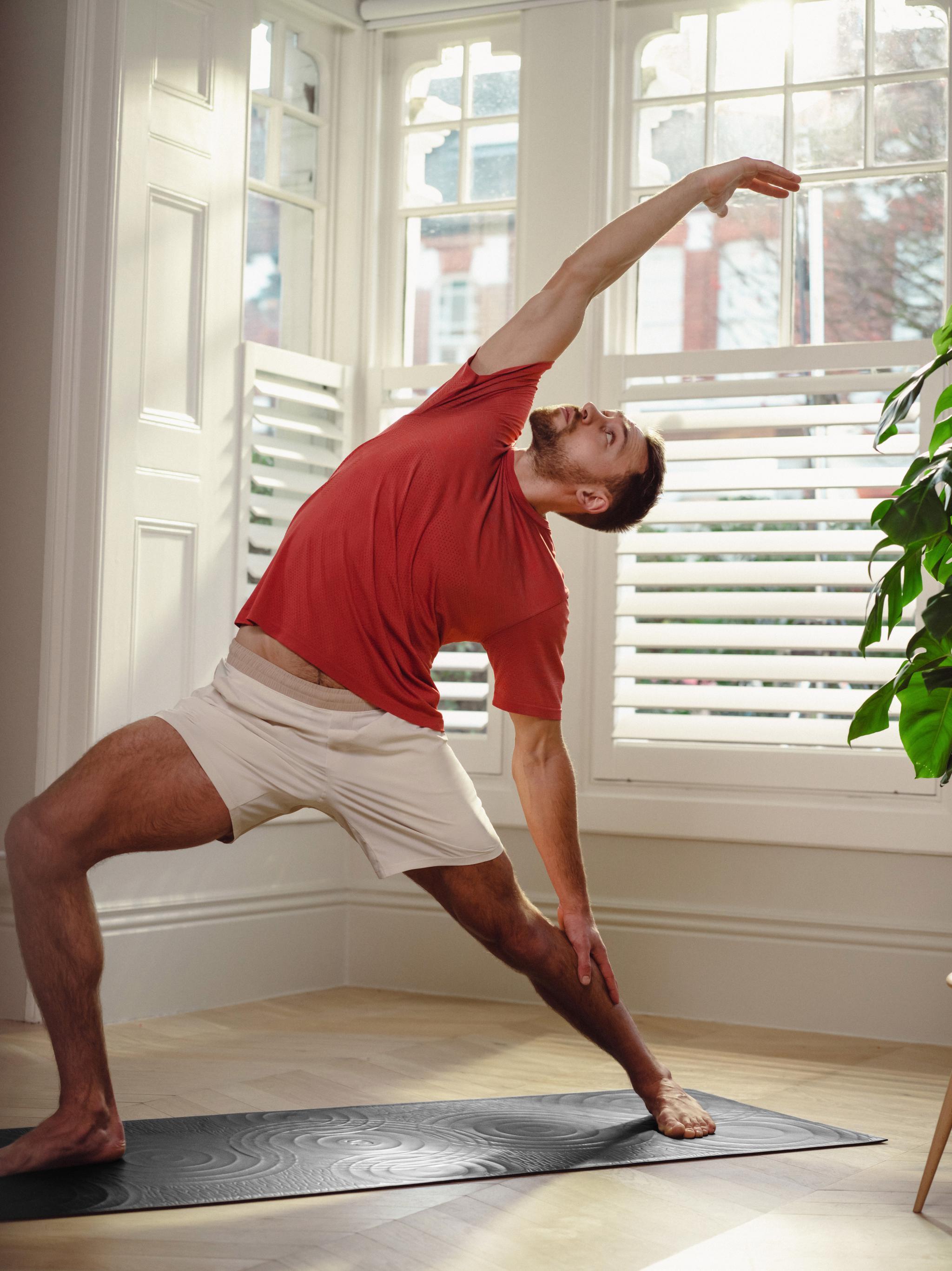 lululemon推出全新Take Form 3D瑜伽垫……