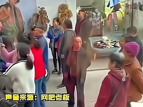 湖南一男子在网吧内死亡,现场曝光:患有淋巴癌,当时在上厕所