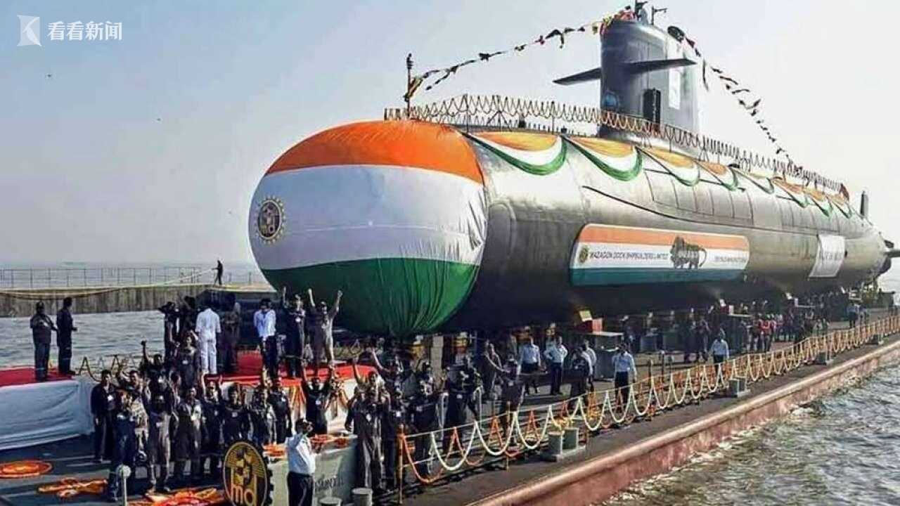 视频|印度宣布核潜艇计划!打造印太包围圈第一步?图片