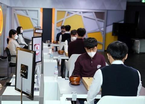 韩国围甲总决赛第二场申真谞复仇申旻埈,物价信息上演极限大逆转