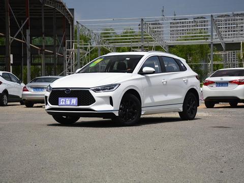 比亚迪e2销量如何?同价位新能源车型销量第一名