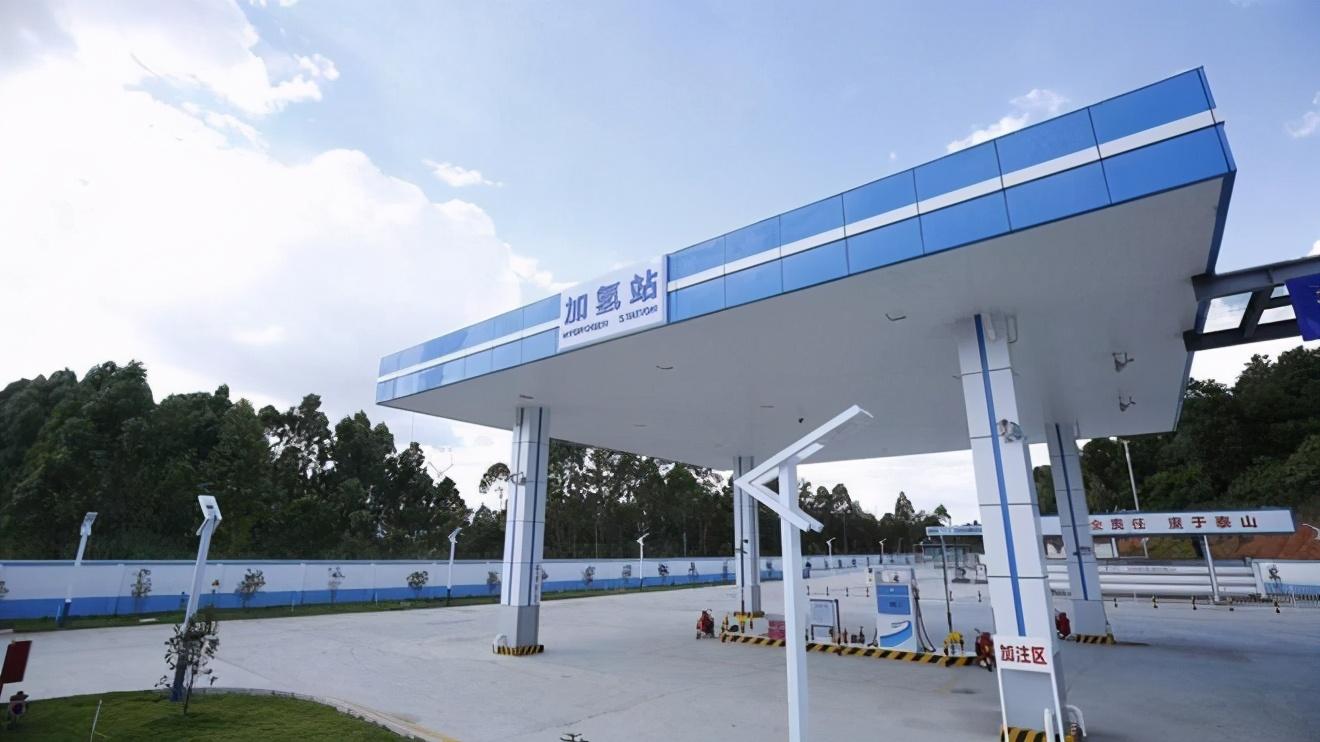 现在在广州建氢燃料电池工厂,布局中国抢占新能源终极市场