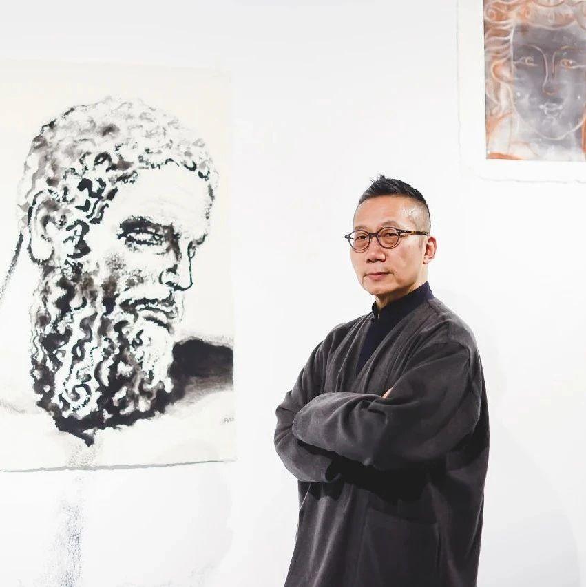 福布斯中国专访|艺术家张健君:在人迹中寻找自己,在时间里自由生长