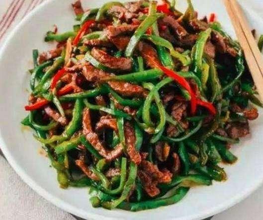 美食精选:辣椒炒牛肉、三杯鸡、干锅茶树菇,猪皮冻