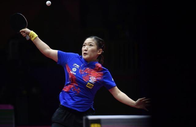 王曼昱4项比赛全部3:0取胜,刘诗雯展望与丁宁的比赛