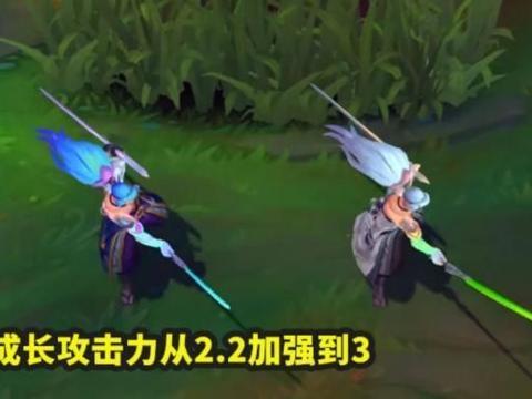 英雄联盟11.7版本更新详情,亚索获得加强,小炮削弱
