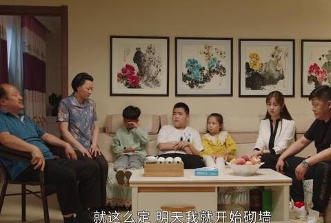 《乡村爱情13》一堵墙隔断的亲情,王小蒙分家对了吗?