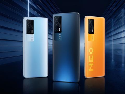 强悍双芯,颜值更出彩,iQOO Neo5像素橙即将开售