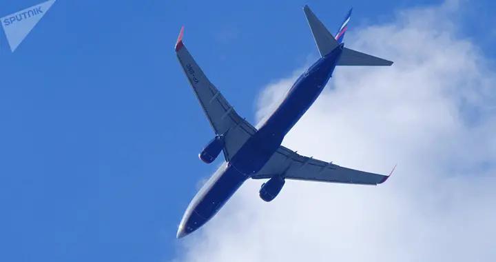 俄航一架波音客机因襟翼故障迫降克拉斯诺达尔
