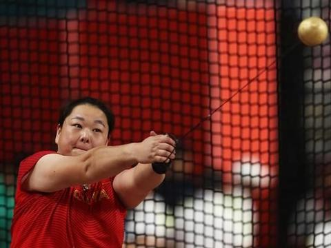 成都投掷赛王峥链球71米93夺冠 排世界第7亚洲第1
