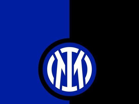国米公布新队徽:I M 国际米兰🔵 ⚫️下赛季正式启用