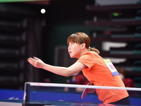 国乒女单世界冠军1:3首败,马琳李隼等4大教练督战