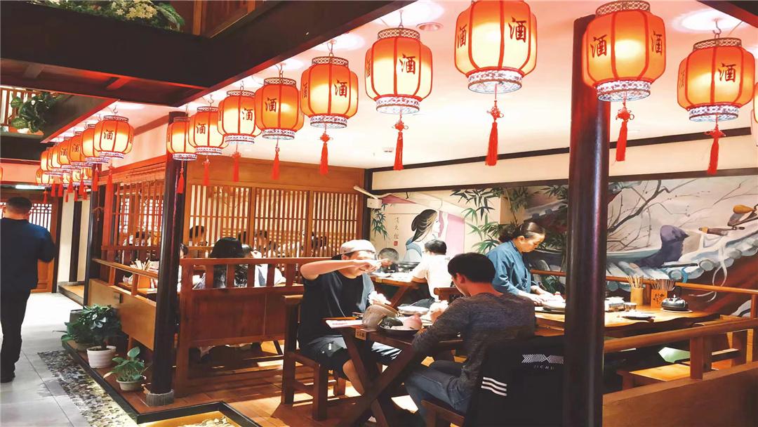 【美食探店】仿佛置身于武侠江湖的茶馆小楼