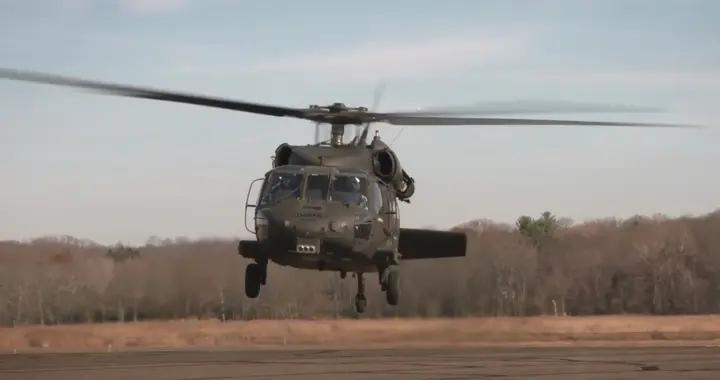美军要把黑鹰直升机改造成无人机?已秘密完成自动飞行测试