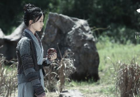 阿菁与薛洋,鲜明对比,同是孤儿,一个有恩必报,一个却恩将仇报