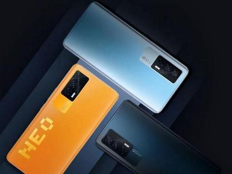 iQOO Neo5像素橙预售开启,目前最值得入手的中端机型