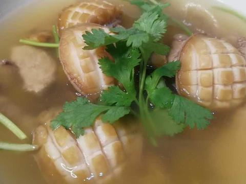 青橄榄鲍鱼瘦肉汤,冬季润燥好物,清咽利喉,生津止渴