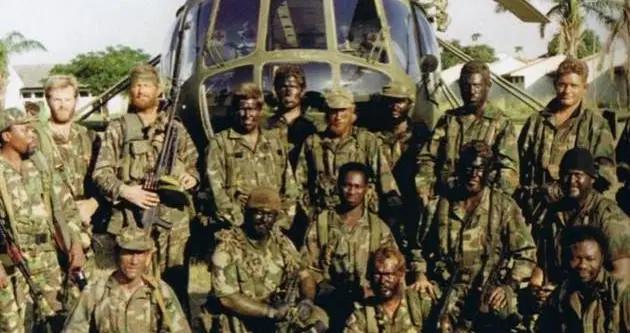 非洲国家借助雇佣军反恐 酬劳是本国军人4倍