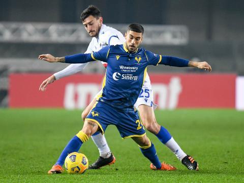 意媒:那不勒斯有意维罗纳中场扎卡尼,但球员更希望去米兰