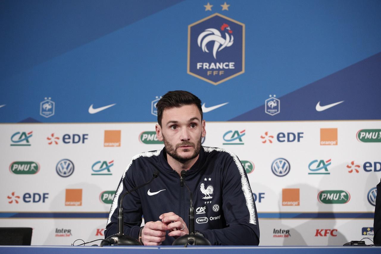 洛里:今天我们踢得不好,球队必须提高表现来迎接欧洲杯
