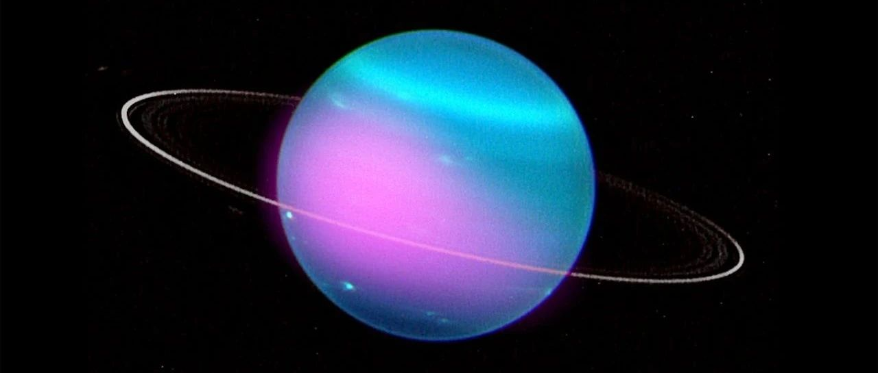 天文学家首次探测到来自天王星的X射线