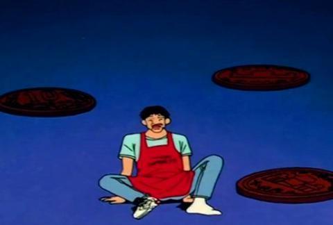 灌篮高手:30円1斤猪肉都买不起,动漫主角却买了双AJ6,羡煞旁人