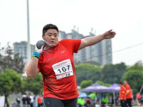 亚洲铅球女王巩立姣再夺一冠 排世界第二 奥运冲击金牌