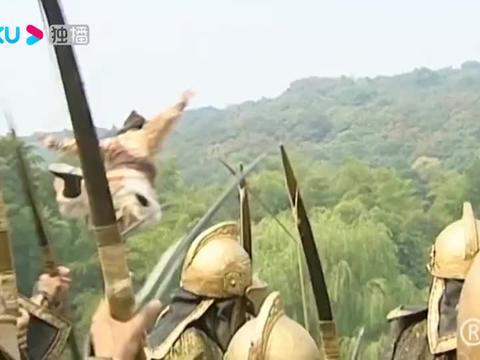 大唐双龙传:宇文带兵谋反,双龙施展长生诀阻止,结果却让人意外