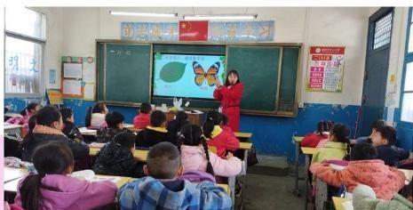 麻城市福田河小学:课堂展风采,教研促成长