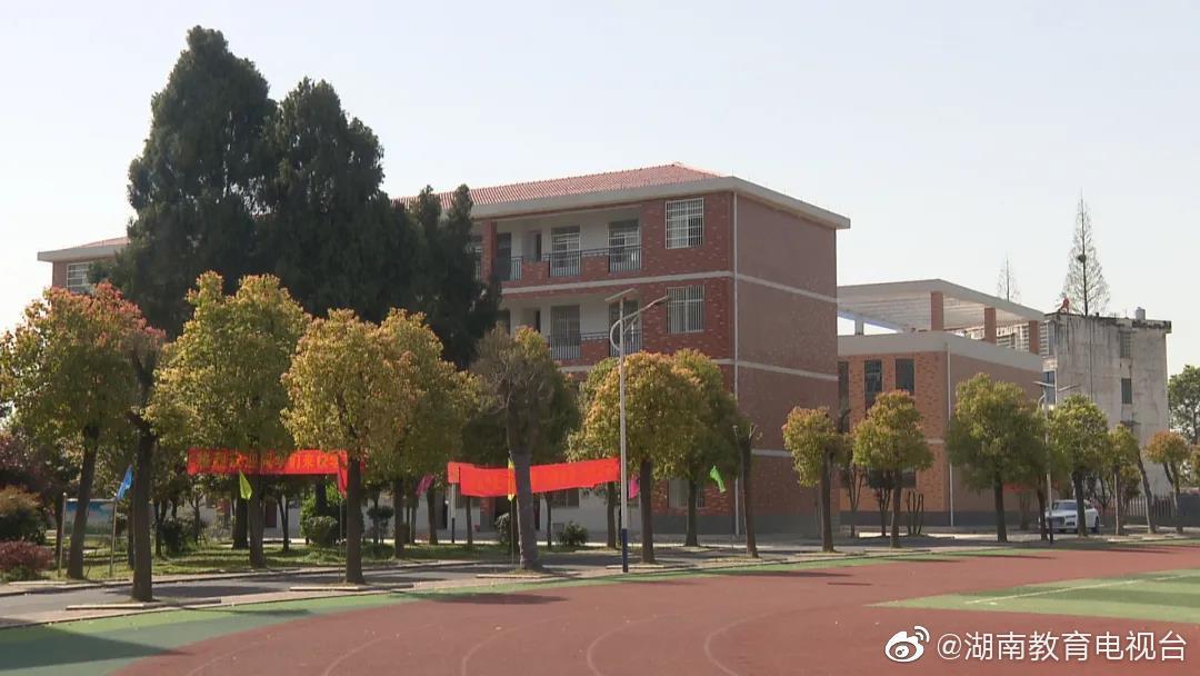 看南县如何让学校成为乡村最美的地方