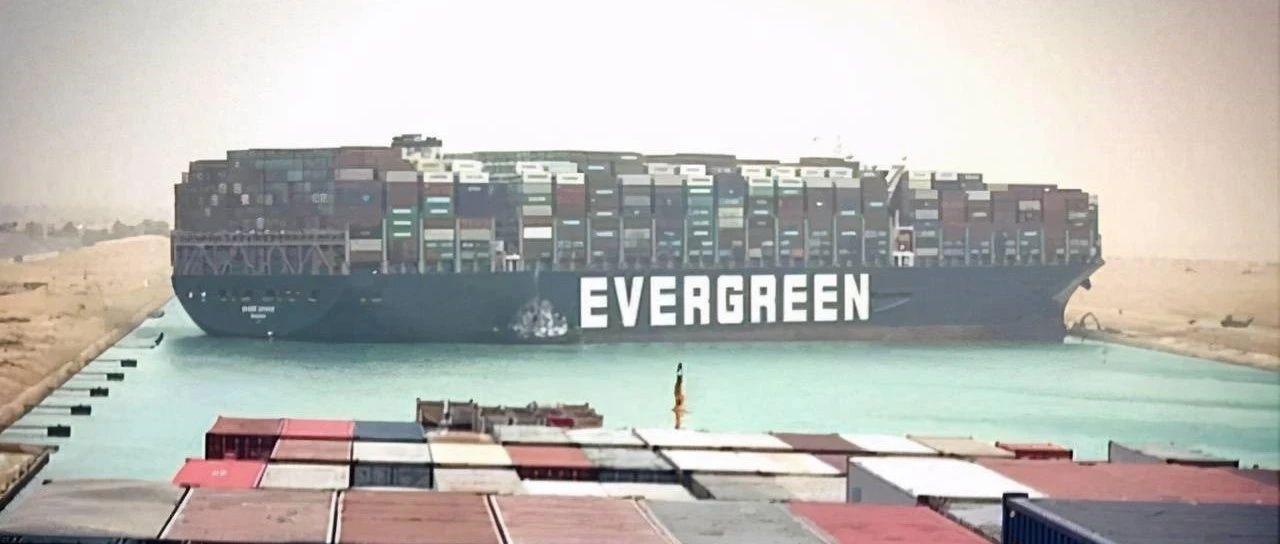 人类没有想到,拯救苏伊士运河的,竟然是它?!