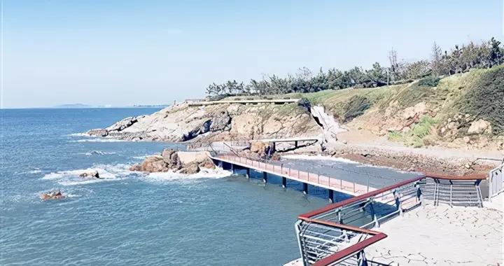 """青岛""""蓝色海湾""""整治:从北部胶州湾洋河桥至南部琅琊台全线137公里,总投资逾百亿元打造最美黄金海岸"""