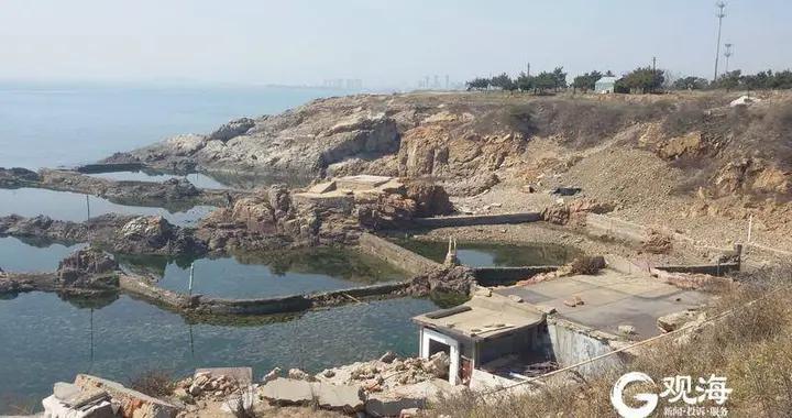 """青岛持续开展""""蓝色海湾""""整治修复项目,已完成清理范围130公里"""