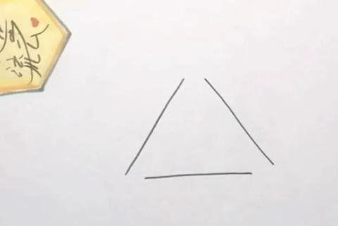 轻松学会用三角形画一只可爱的小鸡简笔画,绘画步骤