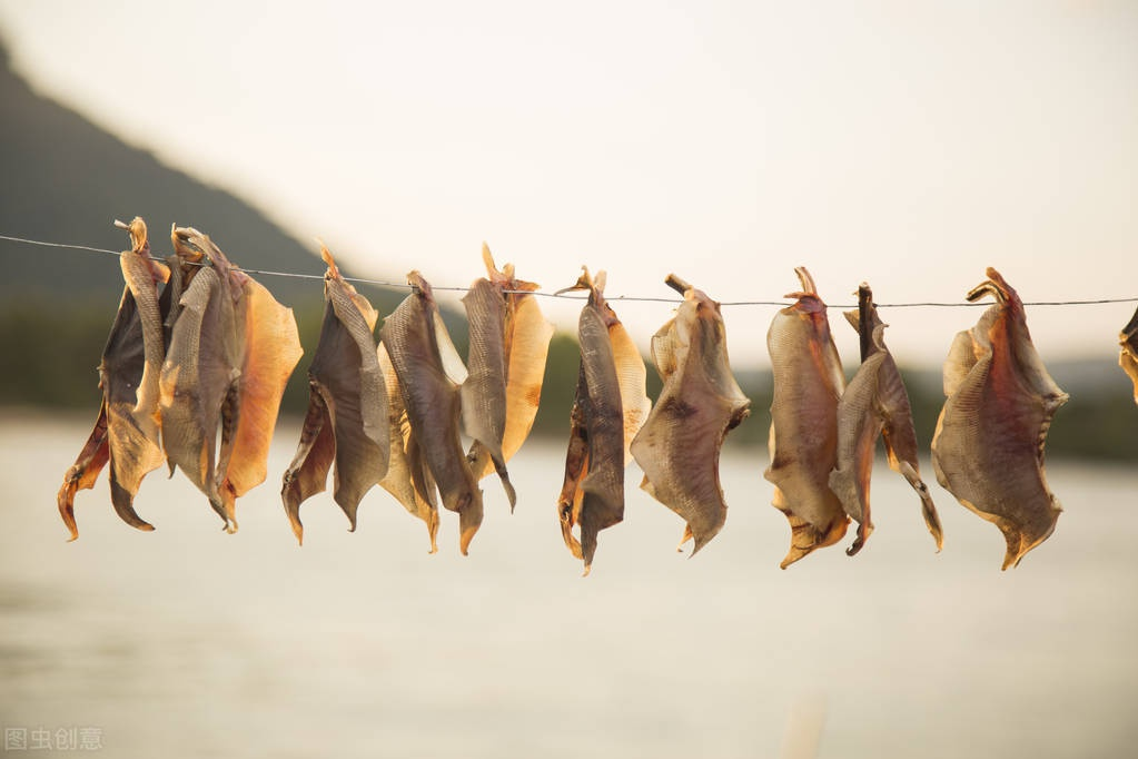 清明前后,这5种海鲜适合晒成干,保存时间长,比新鲜的还好吃