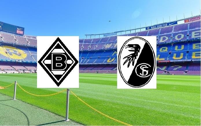德甲:门兴格拉德巴赫vs弗赖堡 足球联赛