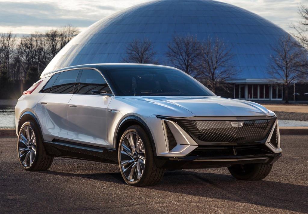 全新凯迪拉克新能源车型,有望亮相上海车展,预计明年上市