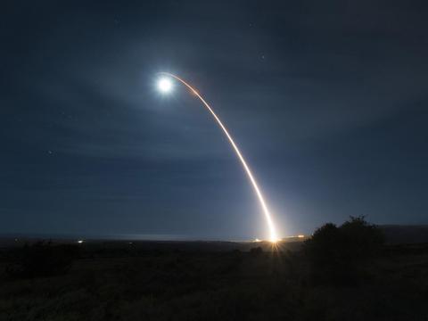 增强核威慑能力!美空军更新核武库,采购600多枚新型洲际导弹