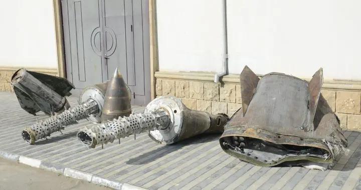 阿塞拜疆称在纳卡地区发现伊斯坎德尔导弹残骸