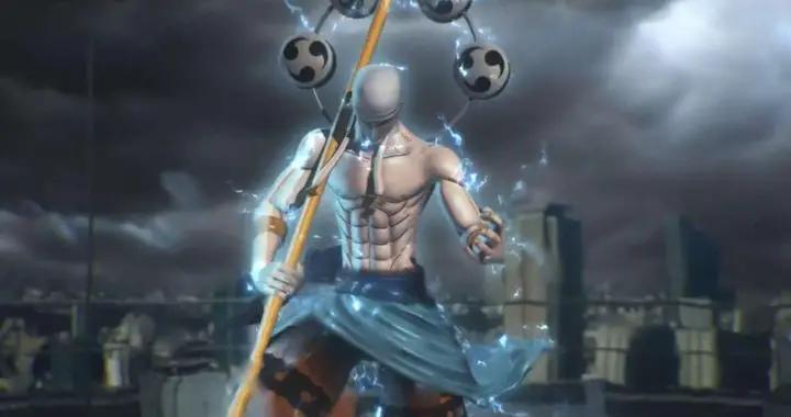 海贼王中擅用雷法的五人,艾尼路提前下线,龙可操作闪电