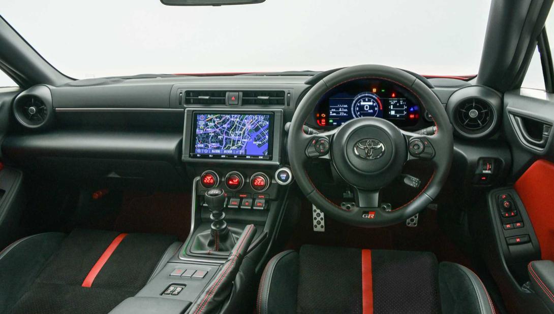 全新一代丰田GR 86官图发布 搭载2.4L水平对置发动机