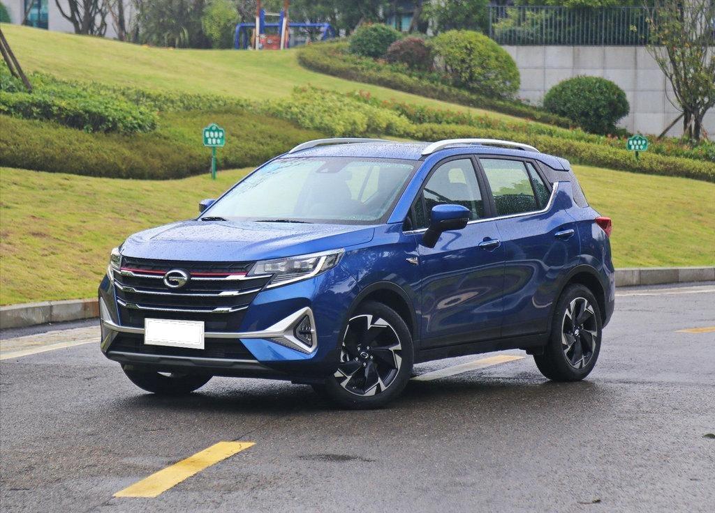 广汽新车上市,7.88万起的SUV,1公里油耗不到5毛