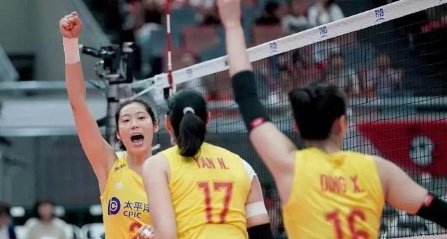 女排球迷有福了,天津体育频道将转播全运会预赛部分赛事